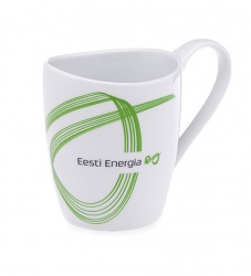 coffe mug - promotional item logo mug - photo