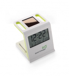 eesti - energia - desk - clock - photo