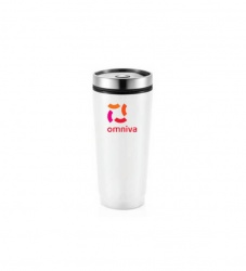 omniva - brand - thermal - mug - photo