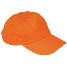 5-panel cap 'New York'  color orange