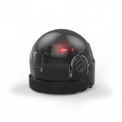 Logo trade promotional merchandise picture of: Robot Ozobot Bit 2.0, black