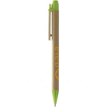 Logo trade promotional merchandise picture of: Salvador ballpoint pen, black