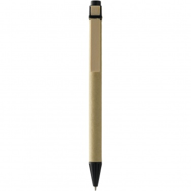 Logotrade promotional products photo of: Salvador ballpoint pen, black