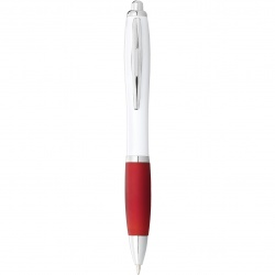 Logotrade advertising product image of: Nash Ballpoint pen, red