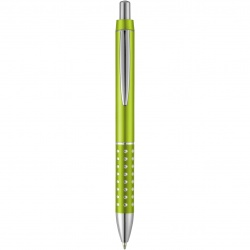 Logotrade corporate gift picture of: Bling ballpoint pen, light green