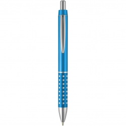 Logotrade corporate gifts photo of: Bling ballpoint pen, light blue
