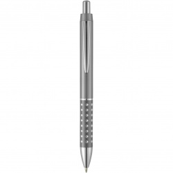Logotrade corporate gift image of: Bling ballpoint pen, dark grey