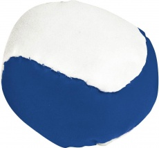 Anti-stress ball, Blue