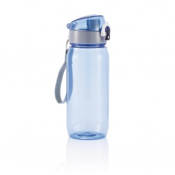 Logotrade corporate gift picture of: Tritan water bottle 600 ml, blue/grey