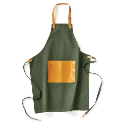 Logo trade promotional products image of: Asado Apron Green