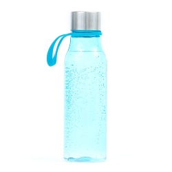 Logo trade corporate gifts image of: Water bottle Lean, blue