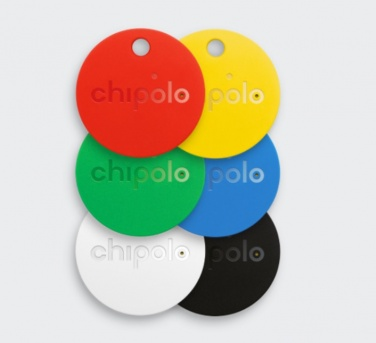 Logotrade promotional merchandise photo of: Bluetooth item finder Chipolo tracker, multi color