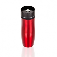 Air Gifts thermo mug 350 ml, leakproof, red
