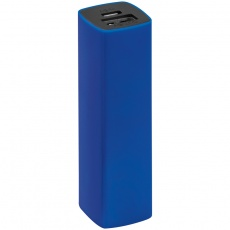 2200 mAh Powerbank with case, Blue