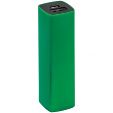 2200 mAh Powerbank with case, Green