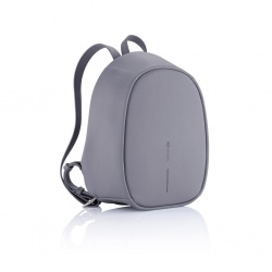 Logo trade promotional products image of: Special offer: Bobby Elle anti-theft backpack, anthracite