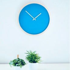 Wooden wall clock M