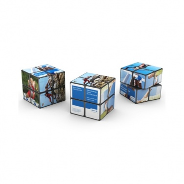 Logotrade promotional merchandise image of: 3D Rubik's Cube, 2x2