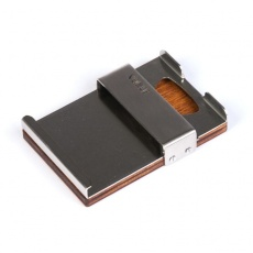 Vurle cardholder, brown