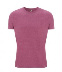 #6 Salvage unisex claasic fit t-shirt, melange plum
