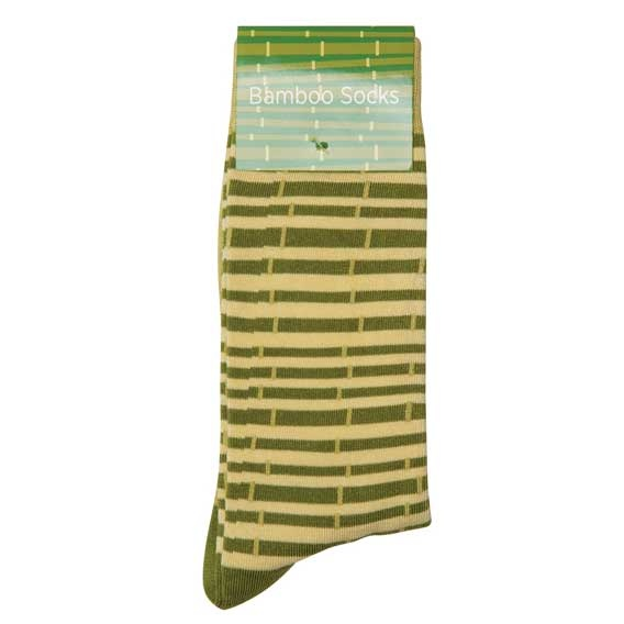 Logotrade promotional merchandise photo of: Bamboo socks, multicolour