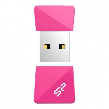 Logo trade ärikingituse pilt: USB stick Silicon Power Touch T08, roosa