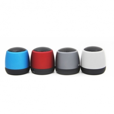 Logo trade mainoslahjat tuotekuva: Mini Bluetooth Speaker color silver