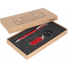 Gift set 'Clearwater'  color red