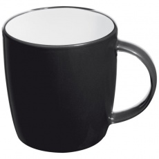 Ceramic mug 'Martinez'  color black