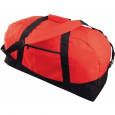 Sports travel bag 'Palma'  color red