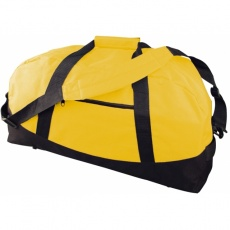 Sports travel bag 'Palma'  color yellow