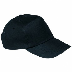 5-panel cap 'New York'  color black