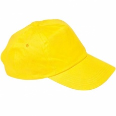 5-panel cap 'New York'  color yellow