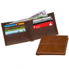 Mens wallet Glendale  color brown