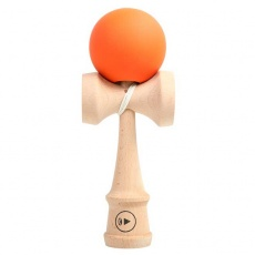 Kendama Play Monster Grip Orange 24,5 cm