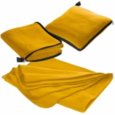 2in1 fleece blanket/pillow Radcliff  yellow