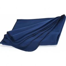 2in1 fleece blanket/pillow Radcliff  navy
