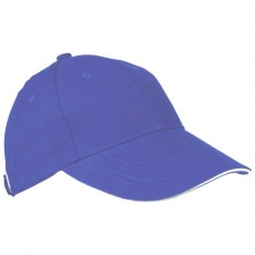 6-panel cap 'San Francisco'  color blue