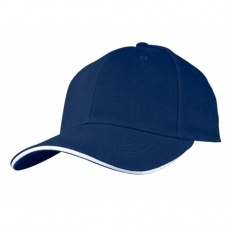 6-panel cap 'San Francisco'  color navy